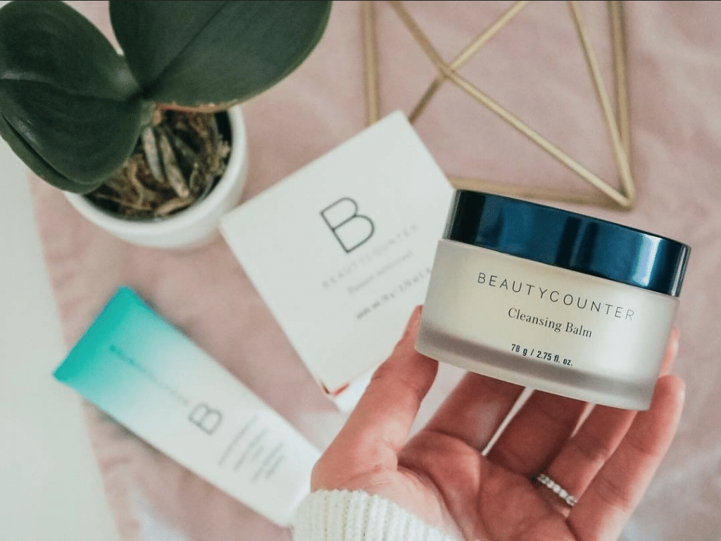 Clean Nighttime Skincare Routine