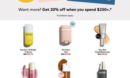 Beautycounter Friends and Family Sale 2021!