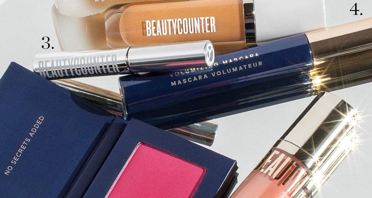 Beautycounter Flawless in Five Makeup